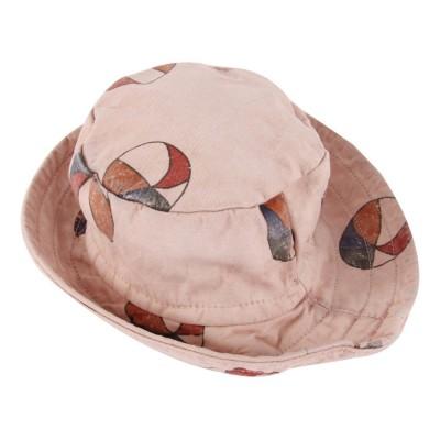 Bob Hat Basket Ball - Dusty Pink