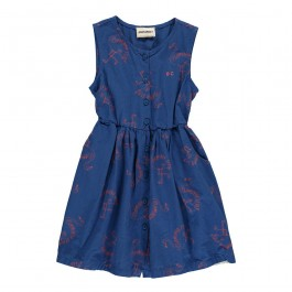 Shaped Flamingo Girl Dress