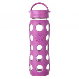 Water Bottle with Classic Cap 650ml - Huckleberry