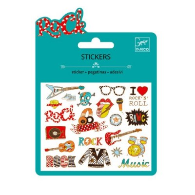 Stickers Pop & Rock