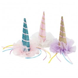 Sparkly Hats - We love Unicorns