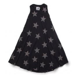 Maxi Dress 360 - Black