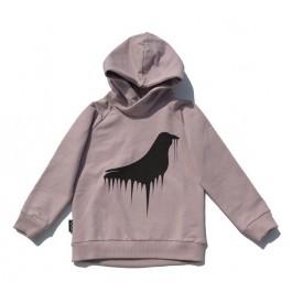 Bird Hoodie - Grey