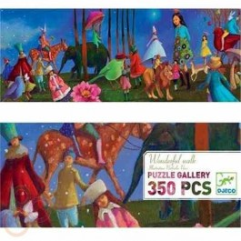Puzzle Beautiful Walk 350pcs