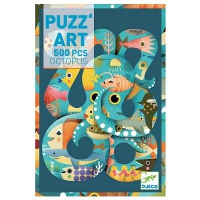 Puzzle - Χταπόδι 350pcs