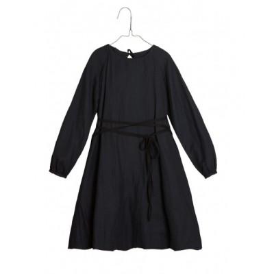 Sack Dress Black