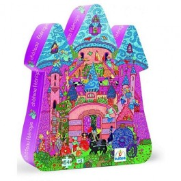 Puzzle - The Fairies Castle