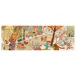 Puzzle - Paris 100 pcs
