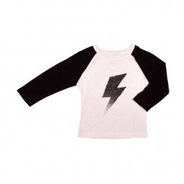 T-Shirt Black Flash