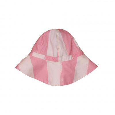 Καπέλο - Ροζ ρίγες