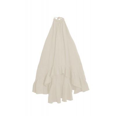 Dune Apron Dress - Ivory