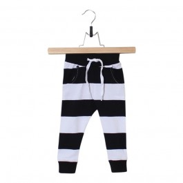 Pants - Little Bandit Stripes