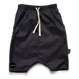 Nylon Baggy Shorts