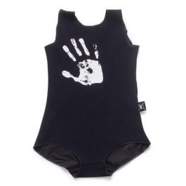 Παιδικό μαγιό για κορίτσια - Swimsuit Handprint