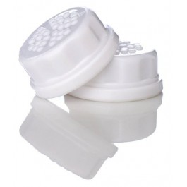 Solid Baby Bottle Cap - Set of 2