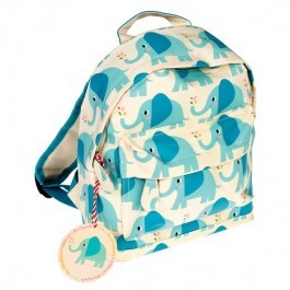 Mini Back Pack Elvis the Elephant