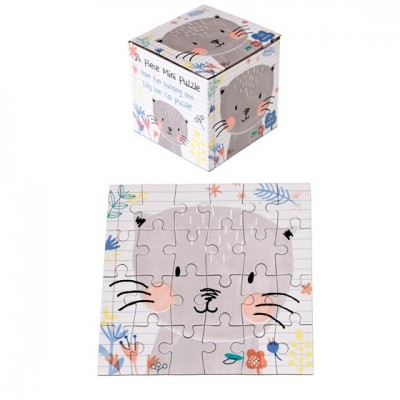 Mini Puzzle 24pcs - Lilly The Cat