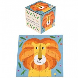 Mini Puzzle 24pcs - Charlie the Lion