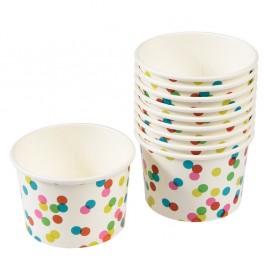 Ice Cream Cups - set of 10