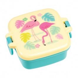 Mini Snack Pot - Flamingo Bay