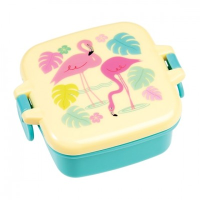 Mini Snack Pot - Flamingo Bay