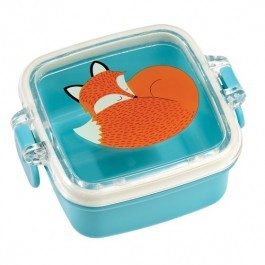 Mini Snack Pot - Rusty the Fox