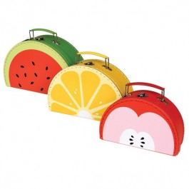 Set of 3 Cases - Fruity Fun