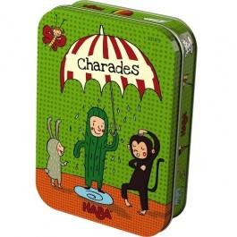 Επιτραπέζιο παιχνίδι σε μεταλλικό κουτί - Παντομίμα
