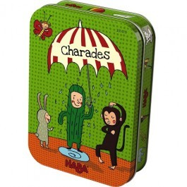 Game Pantomime - Metallic Box