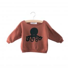 Baby Sweatshirt Octopus