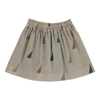 Flared Skirt Sails