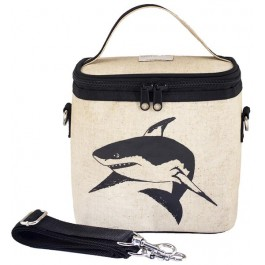 Small Cooler Bag - Black Shark