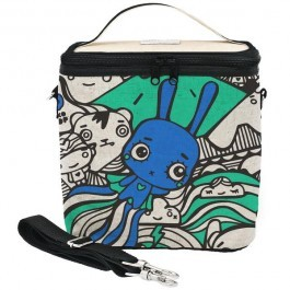 Large Cooler Bag- Pixopop Flying Stich