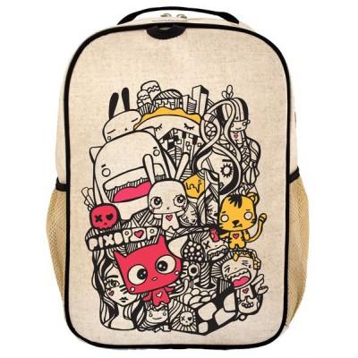 Σχολική τσάντα - Pixopop and Friends
