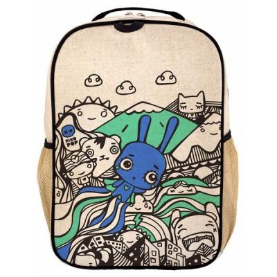 Σχολική τσάντα - Pixopop Flying