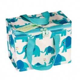 Insulated Lunch bag - Elvis the Elephant