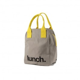 Eco Zipper Lunch Bag - Lunch