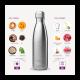Ισοθερμικό Μπουκάλι Αλουμινίου - Green Anice 500ml