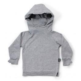 Ninja Hoodie -  Grey