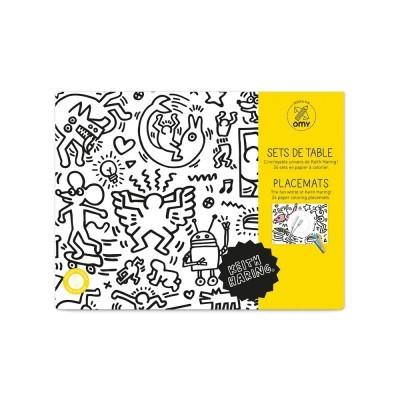 Σουπλά Colorset Keith Haring