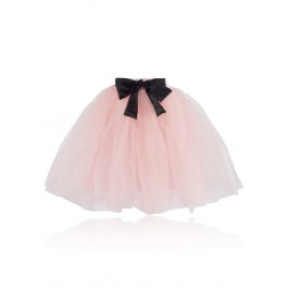 Romantic Long Tutu Black