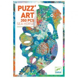 Puzzle - Ιππόκαμπος 350pcs