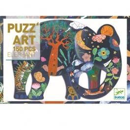 Puzzle - Ελέφαντας 150 τεμ