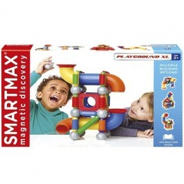 Construction Magnetic Set - Smartmax Playground