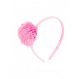 Galia Headband - Pom Pom Pink