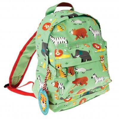 Mini Back Pack - Animals