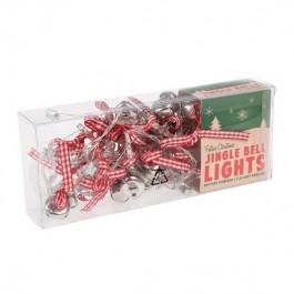 Χριστουγεννιάτικα Γιρλάντα με Φώτα LED - Κουδουνάκια