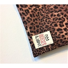 Waterproof Bag Woven -Leopard