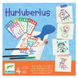 Hurluberlus Fun Game
