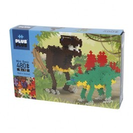 Mini Basic Dino Plus Plus - 480pcs